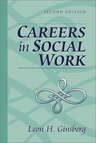 Careers in Social Work  2nd 2001 (Revised) edition cover