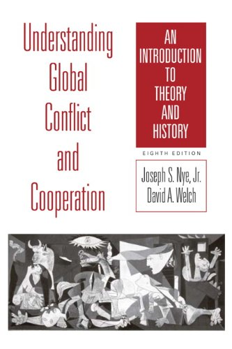 Understanding Global Conflict and Cooperation An Introduction to Theory and History 8th 2011 edition cover