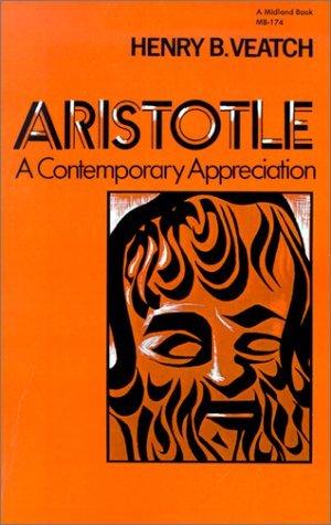 Aristotle A Contemporary Appreciation  1974 9780253201744 Front Cover