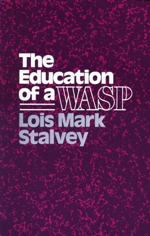 Education of a WASP  Reprint edition cover