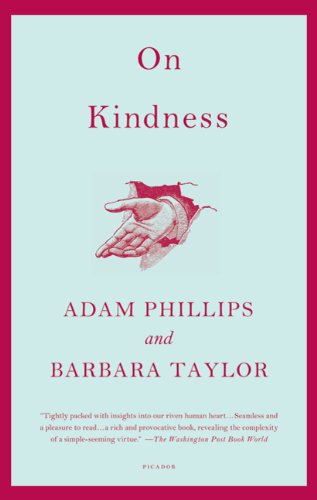 On Kindness  N/A 9780312429744 Front Cover