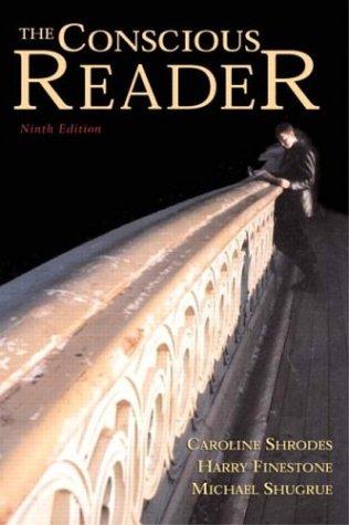 Conscious Reader  9th 2004 edition cover