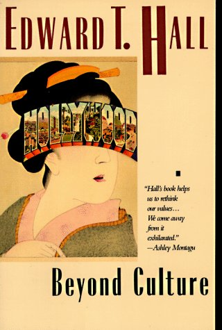 Beyond Culture   1989 (Reprint) edition cover
