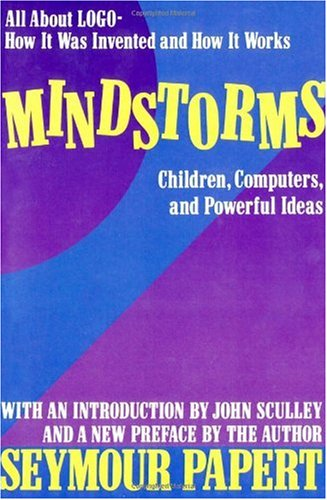 Mindstorms Children, Computers and Powerful Ideas 2nd edition cover