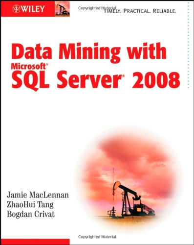 Data Mining with Microsoft SQL Server 2008   2009 edition cover