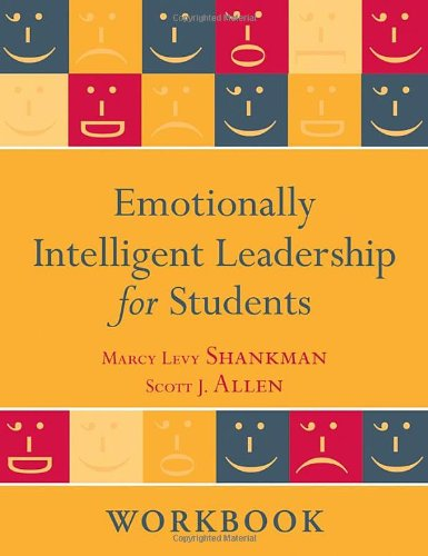 Emotionally Intelligent Leadership for Students Workbook  2010 edition cover