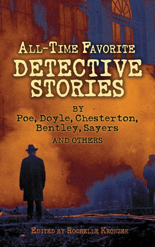 All-Time Favorite Detective Stories   2010 9780486472744 Front Cover