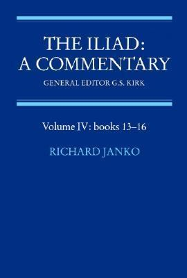 Iliad A Commentary  1992 9780521281744 Front Cover