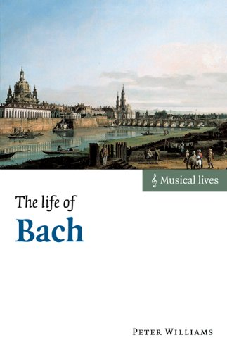 Life of Bach   2003 edition cover