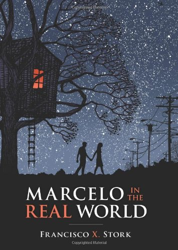 Marcelo in the Real World   2009 edition cover