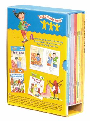 Word Family Tales Learning Library   2002 9780545067744 Front Cover