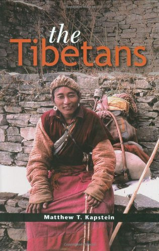 Tibetans   2006 edition cover