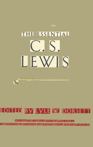 Essential C. S. Lewis   1988 edition cover
