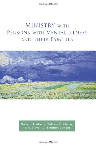 Ministry with Persons with Mental Illness and Their Families   2012 edition cover