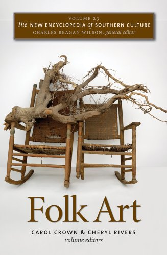 New Encyclopedia of Southern Culture Volume 23: Folk Art  2013 edition cover