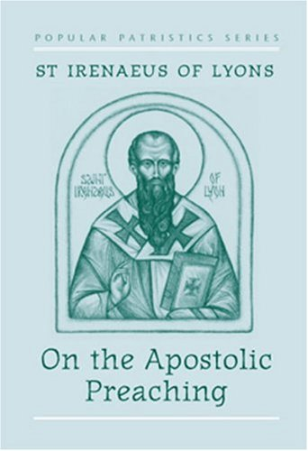 On the Apostolic Preaching  1998 edition cover