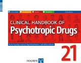 Clinical Handbook of Psychotropic Drugs  21st 2015 edition cover