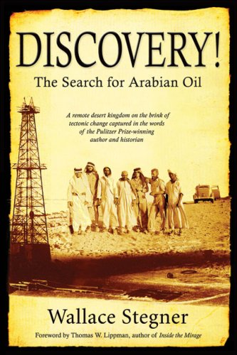 Discovery! The Search for Arabian Oil N/A edition cover