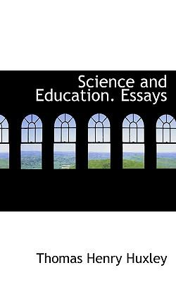 Science and Education Essays  N/A 9781116789744 Front Cover