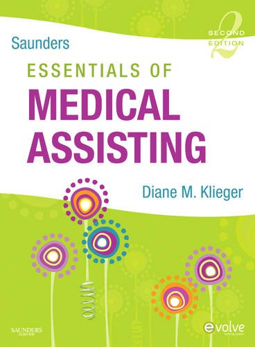 Saunders Essentials of Medical Assisting  2nd 2010 edition cover