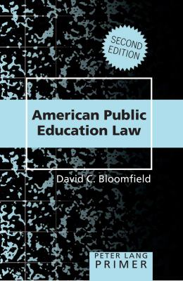 American Public Education Law Primer  2nd 2012 (Revised) edition cover