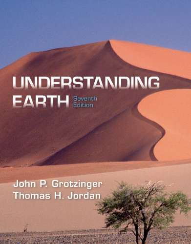 Understanding Earth:  7th 2014 9781464138744 Front Cover