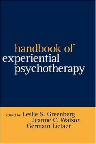 Handbook of Experiential Psychotherapy   1998 edition cover