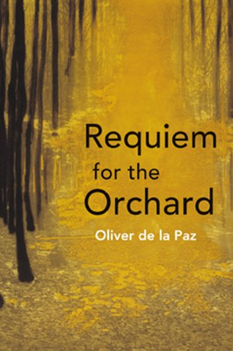 Requiem for the Orchard   2010 9781931968744 Front Cover