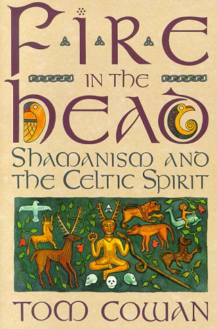Fire in the Head Shamanism and the Celtic Spirit N/A edition cover