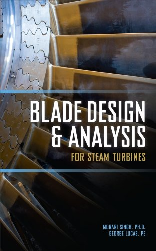 Blade Design and Analysis for Steam Turbines   2011 9780071635745 Front Cover