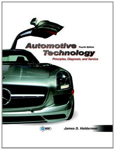 Automotive Technology  4th 2012 edition cover
