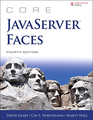 Core JavaServer Faces  4th 2015 9780133795745 Front Cover