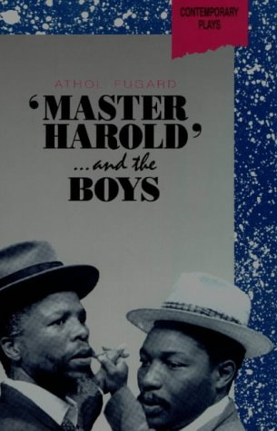 Master Harold ... and the Boys  N/A 9780195708745 Front Cover