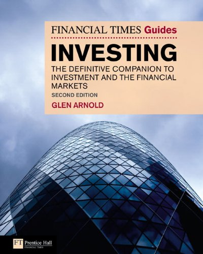 Investing The Definitive Companion to Investment and the Financial Markets 2nd 2010 9780273723745 Front Cover