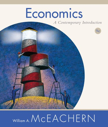 Economics A Contemporary Introduction 9th 2012 9780538453745 Front Cover