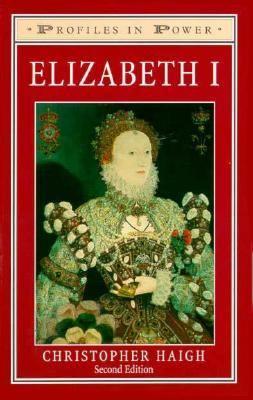 Elizabeth I  2nd 1998 edition cover