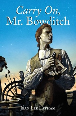 Carry on, Mr. Bowditch   2003 edition cover