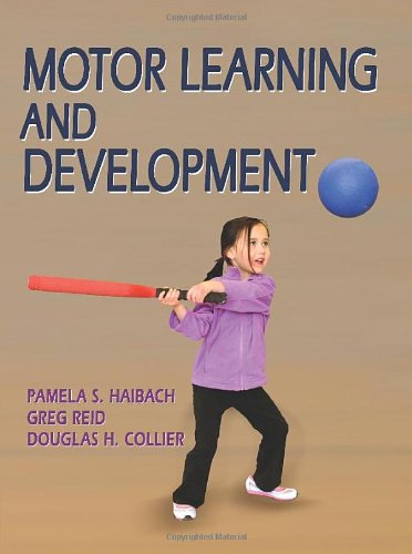 Motor Learning and Development   2011 edition cover