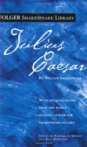 Julius Caesar   1992 9780743482745 Front Cover