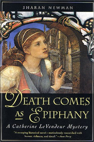 Death Comes As Epiphany A Catherine Levendeur Mystery Revised edition cover