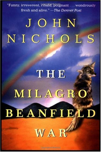 Milagro Beanfield War A Novel Revised  edition cover