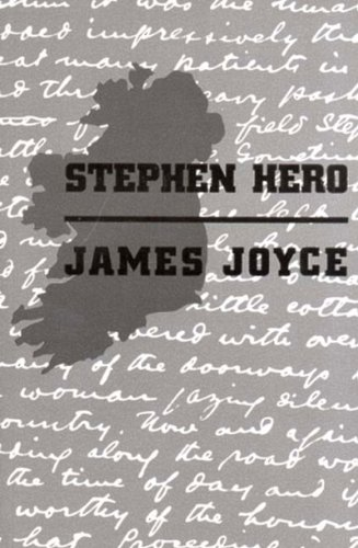 Stephen Hero   1963 (Revised) edition cover