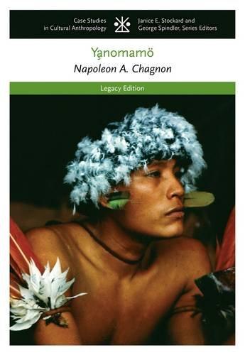 Yanomamo  6th 2013 edition cover