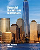 Financial Markets and Institutions:   2017 9781337099745 Front Cover