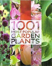 1001 Most Popular Garden Plants   2008 9781405495745 Front Cover