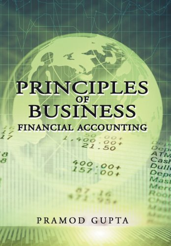 Principles of Business Financial Accounting:   2012 edition cover
