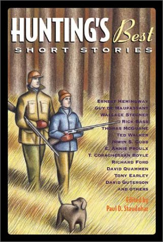 Hunting's Best Short Stories  N/A 9781556524745 Front Cover