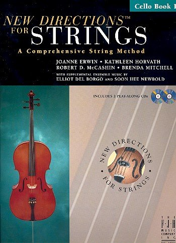 NEW DIRECTIONS F/STRINGS:CELLO N/A edition cover
