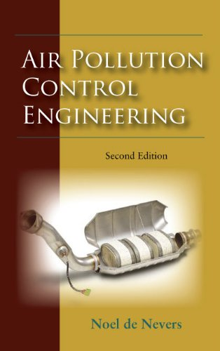 Air Pollution Control Engineering  2nd 2010 edition cover