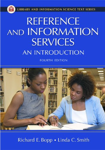 Reference and Information Services An Introduction 4th 2011 edition cover